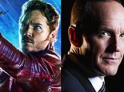 Agents SHIELD Chris Pratt (Les Gardiens Galaxie) prêt apparaître dans série