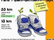 Marche nordique Téléthon 2014