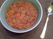 soupe chou légumes