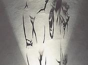 Farbizio Corneli sculpte l'ombre lumière Installation
