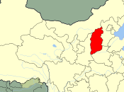 province Shanxi