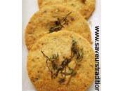 Biscuits herbes