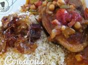 Couscous oignons caramélisés