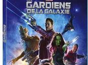 Gardiens Galaxie Blu-ray