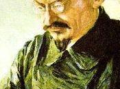 Trotsky, brandi drapeau national-socialisme