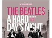 Hard Day's night Beatles décembre