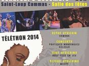 Soirée AFRICA pour Téléthon Saint-Loup Cammas(31).