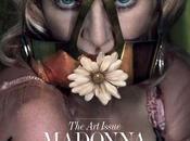 Madonna vedette magazine Interview.
