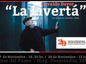 Livertá, hommage cinématographique Osvaldo Bayer l'affiche]