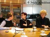 Conversation féministe l'Espace Culturel Vuitton