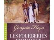 Fourberies l'Amour Georgette Heyer