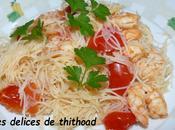 vermicelles crevettes