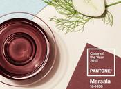 Marsala… couleur Pantone 2015
