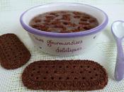 crème dessert diététique biscuitée chocolatée konjac seulement kcal