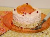 Cheesecake salé saumon {Entrée festive!}