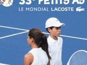 Lacoste, nouveau partenaire tournoi Petits
