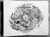 Kerby Rosanes Sketchy Stories Illustrations