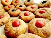 Biscuits marbrés pralinoise maison