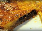 Galette rois frangipane, noix caramel beurre salé