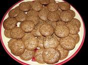 Macarons craquelés chocolat pour Escapade cuisine