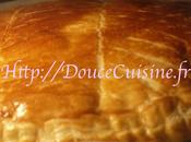 Galette rois crème frangipane (recette Cyril Lignac)
