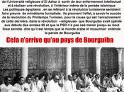 Cela n'arrive qu'au pays Bourguiba.