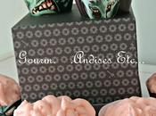 Cupcakes Cervelle Zombies