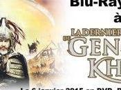 Gagnez blu-ray film Dernière Bataille Genghis Khan