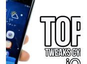 meilleurs Tweaks Cydia gratuits