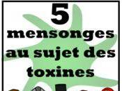 Eliminer toxines