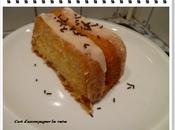 Cake tout simple, pêche abricot (avec sirop)