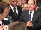 Durant trois jours dramatiques, comportement François Hollande impeccable
