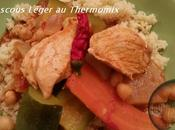 Couscous léger Thermomix