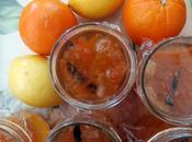 Confiture d'Oranges Amères Vanille