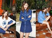 Alexa chung jeans denim collection