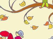 couverture bébé imaginée l'illustratrice Anne Duprat