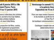 Galerie GAVART HAITI maison artistes vernissage Janvier 2015
