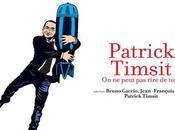JCDecaux Patrick Timsit obligé modifier l'affiche spectacle
