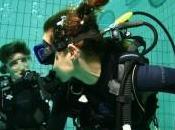 Plongée Paris formation PADI niveau piscine