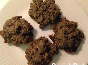 Cookies sesame noir banane (sans oeuf)