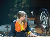 Rigas Ritmi Allstars: Maris Briezkalns Quintet Laima Jansone Trio Flagey, Ixelles, janvier 2015.