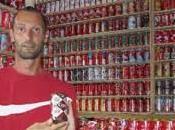 plus grande collection cannettes coca-cola