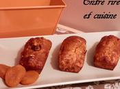Petits muffins-cakes Abricots secs
