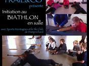 Immersion dans Haut-Doubs... pour initiation biathlon salle avec Club Damprichard