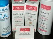 "Roséliane Uriage ""gamme anti-rougeur"""