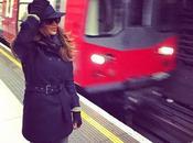 Nicole Scherzinger prend métro