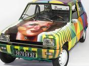 Perrier enchères Renault relookées street-artistes