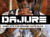 Dajure-Beat Drum-Dubplate Reggae-Unite Blog-2015.