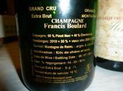 Champagne Francis Boulard fille Grande Montagne Extra Brut Jacquesson cuvée
