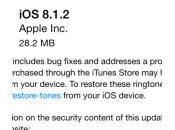 Tutoriel Downgrade 8.1.3 vers 8.1.2 (iPhone, iPad, iPod Touch)